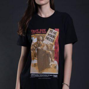 Camiseta Torn Dress March
