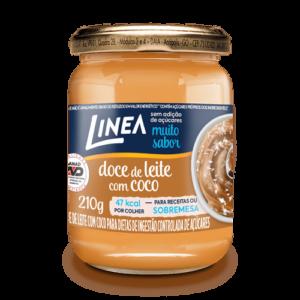 Linea Doce De Leite Com Coco 210G
