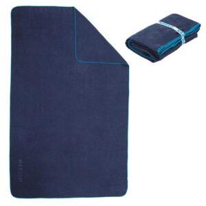 Toalha microfibra tamanho GG 110 x 175 cm Nabaiji