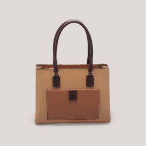 Bolsa Shopper Couro Torrone - G