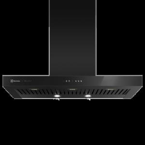 Coifa de Parede 90cm Preta Pro Series Electrolux (90CTV)