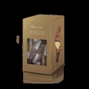 Selecao Minitabletes De Chocolate 300G