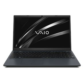 VAIO® FE15 Core™ i7 10ª Geração Windows 10 Home - Chumbo