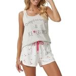 Pijama Feminino Espaço Pijama 40654