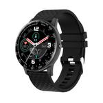 1.3 '' Smart Watch Touch-screen Frequência Cardíaca Monitoramento da Pressão Arterial Secientific Sleep Modo Multi-Sports Ciclo Fisiológico IP67 à Prova D 'Água Fitness Smartwatches para Homens Mulheres Compa