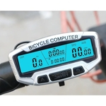 Velocímetro Para Bicicleta Odômetro Computador Digital Bike Moto Trilha Mobilete