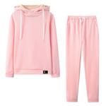 Conjunto de pijama feminino com estampa de leopardo Loungewear Tops + shorts de manga comprida
