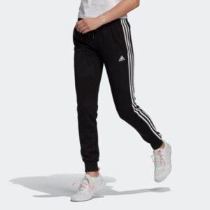 Calça Adidas Essentials Feminina - Feminino-Preto
