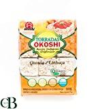 Torrada de Arroz Integral Orgânico Quinoa e Linhaça
