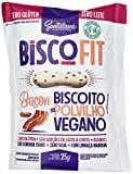Biscofit, Biscoito de Polvilho Vegano, Bacon Santulana 25g