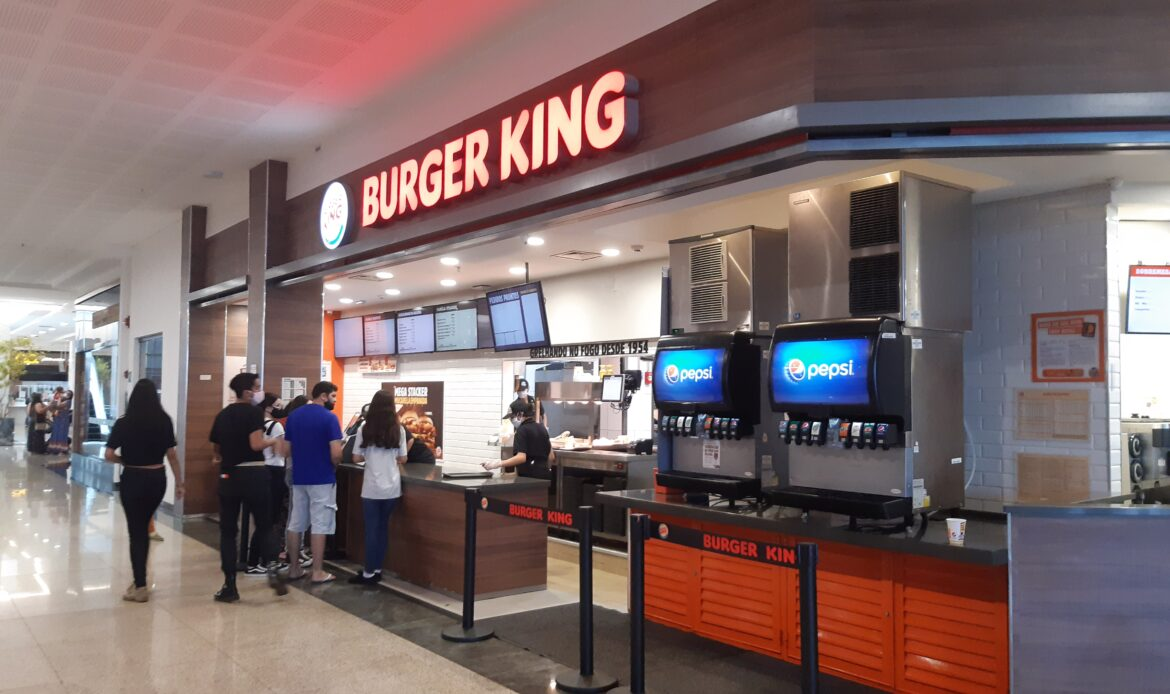 Burger King do Taguatinga Shopping, Comércio Brasilia