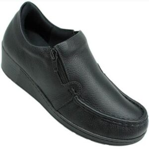 Sapato Comforto Usaflex Relax - Feminino-Preto