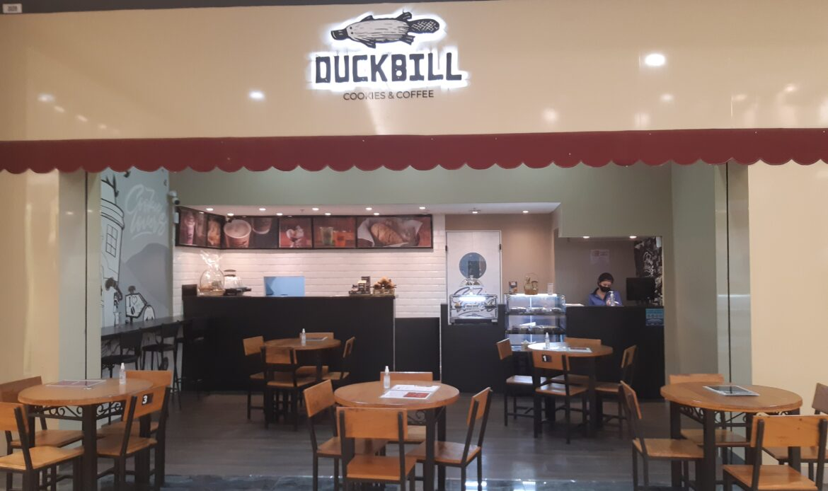 DuckBill do Taguatinga Shopping, Comércio Brasilia
