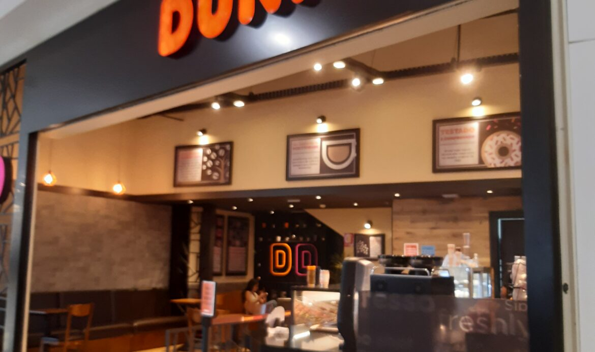 Dunkin do Taguatinga Shopping, Comércio Brasilia