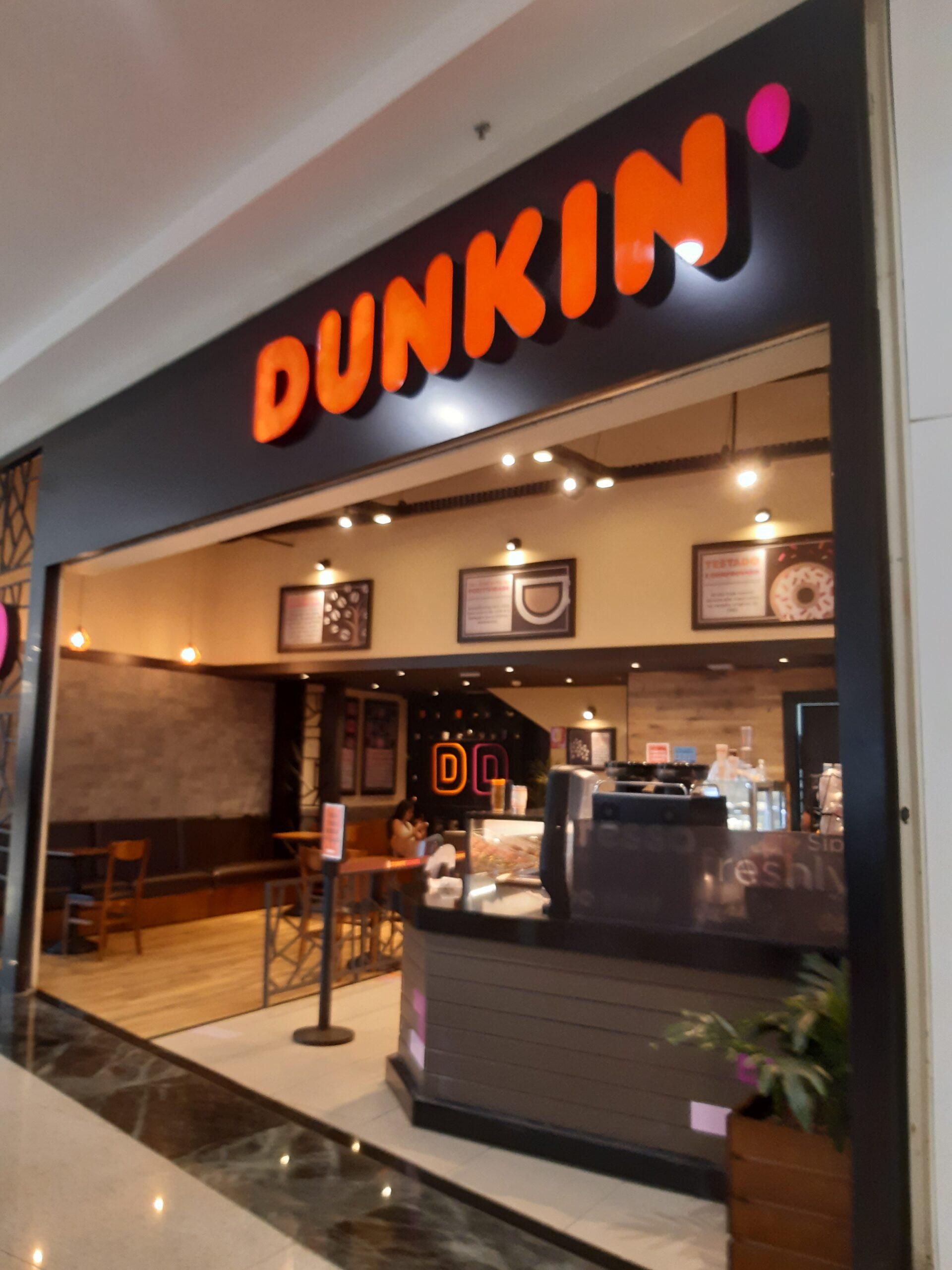 Dunkin do Taguatinga Shopping, Comércio Brasilia