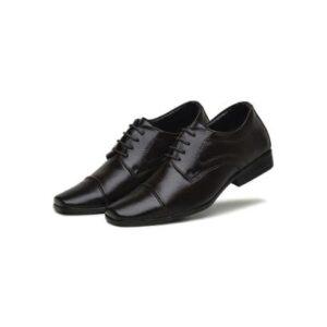 Sapato Social 3Ls3 Feminino - Masculino-Marrom