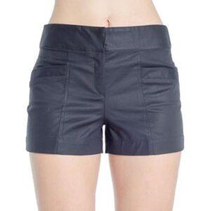 Shorts Alfaiataria Lucidez - Feminino-Preto