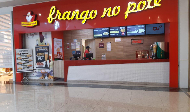 Frango no Pote, Taguatinga Shopping, Comércio Brasilia