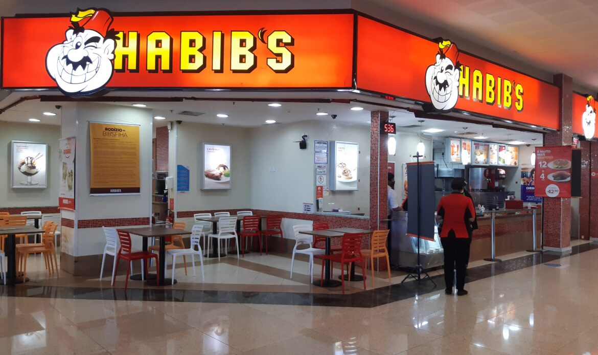 Habibs do Taguatinga Shopping, Comércio Brasilia