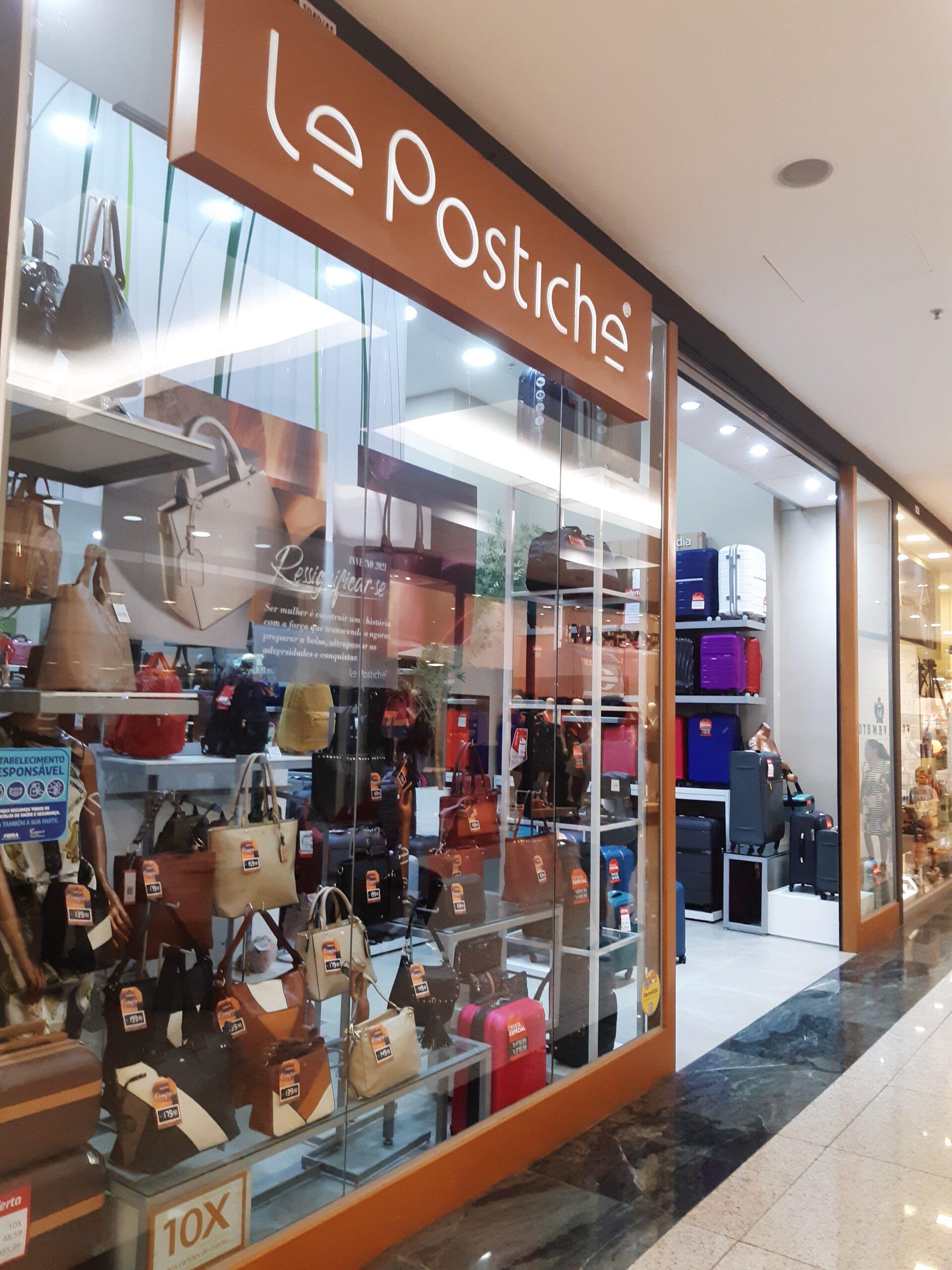 Le Postiche do Taguatinga Shopping, Comércio Brasilia