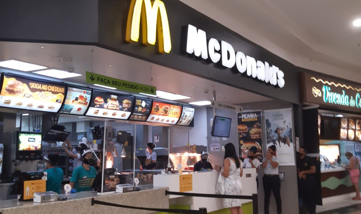 MC Donald's do Taguatinga Shopping, Comércio Brasilia