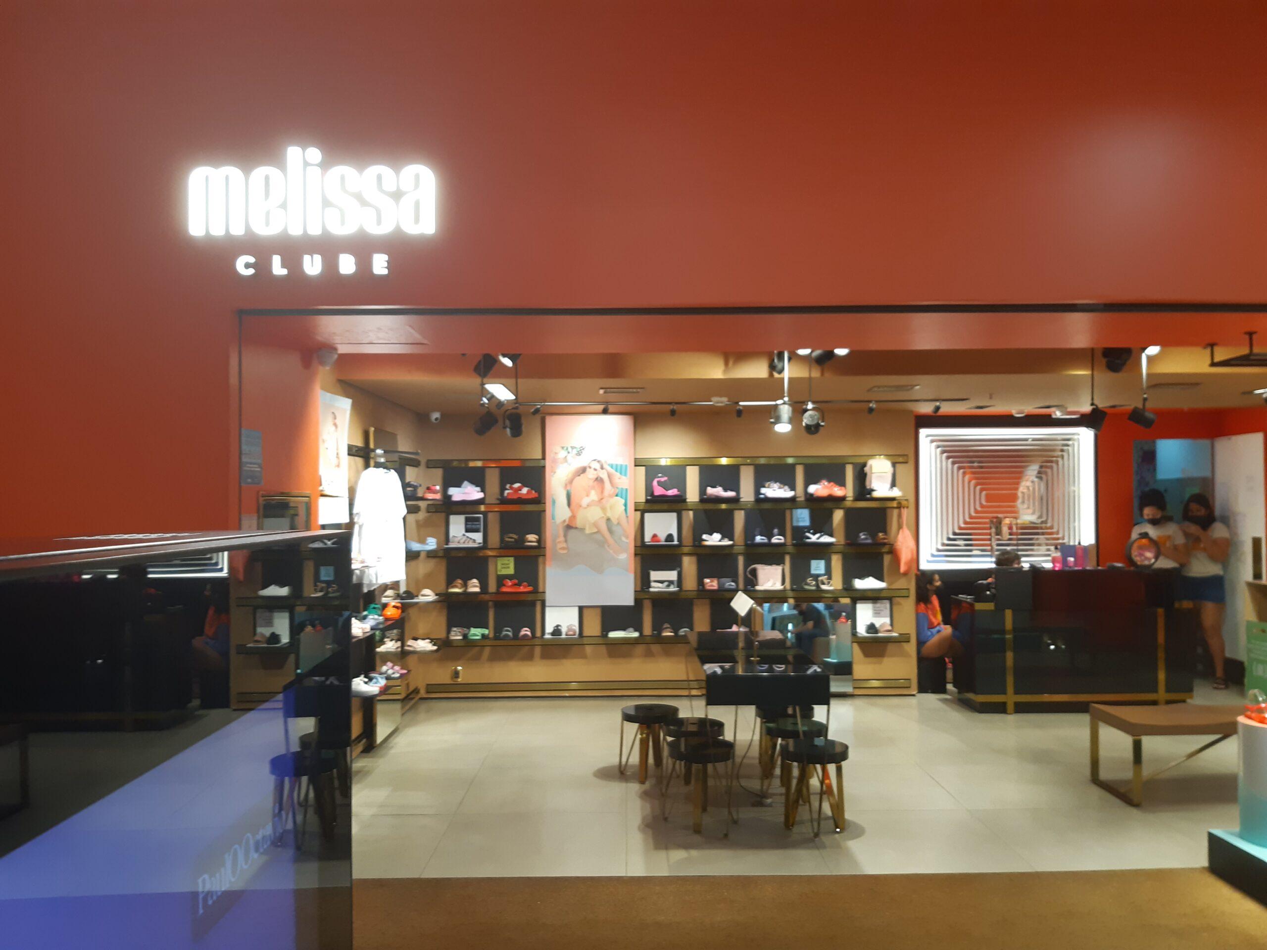 Melissa do Taguatinga Shopping, Comércio Brasilia