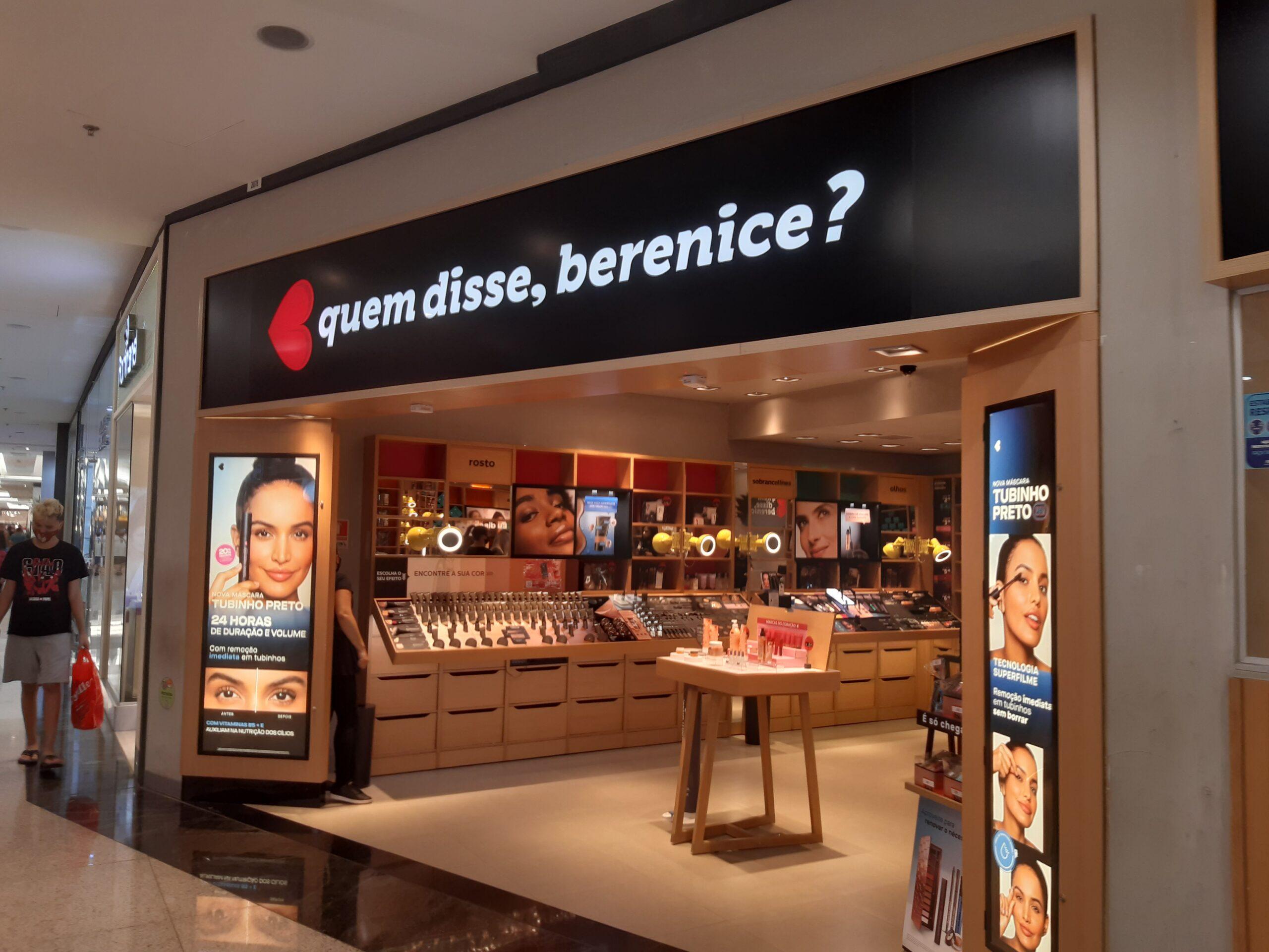 Quem disse, Berenice do Taguatinga Shopping, Comércio Brasilia