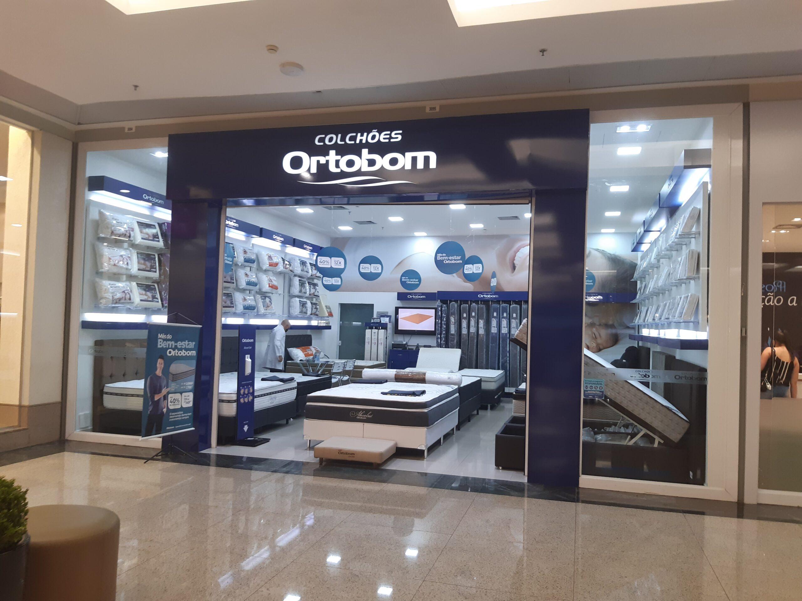 Ortobom do Taguatinga Shopping, Comércio Brasilia
