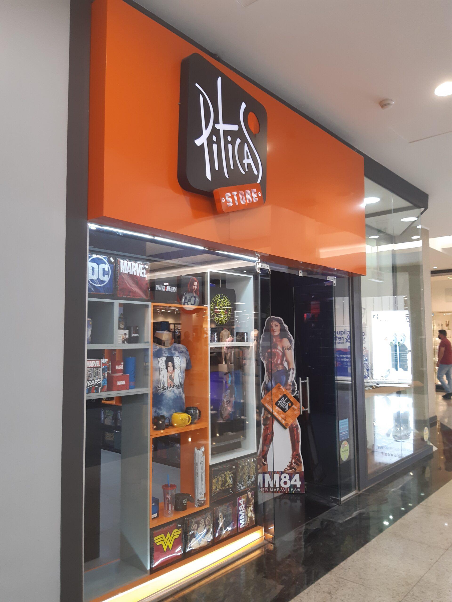 Piticas do Taguatinga Shopping, Comércio Brasilia