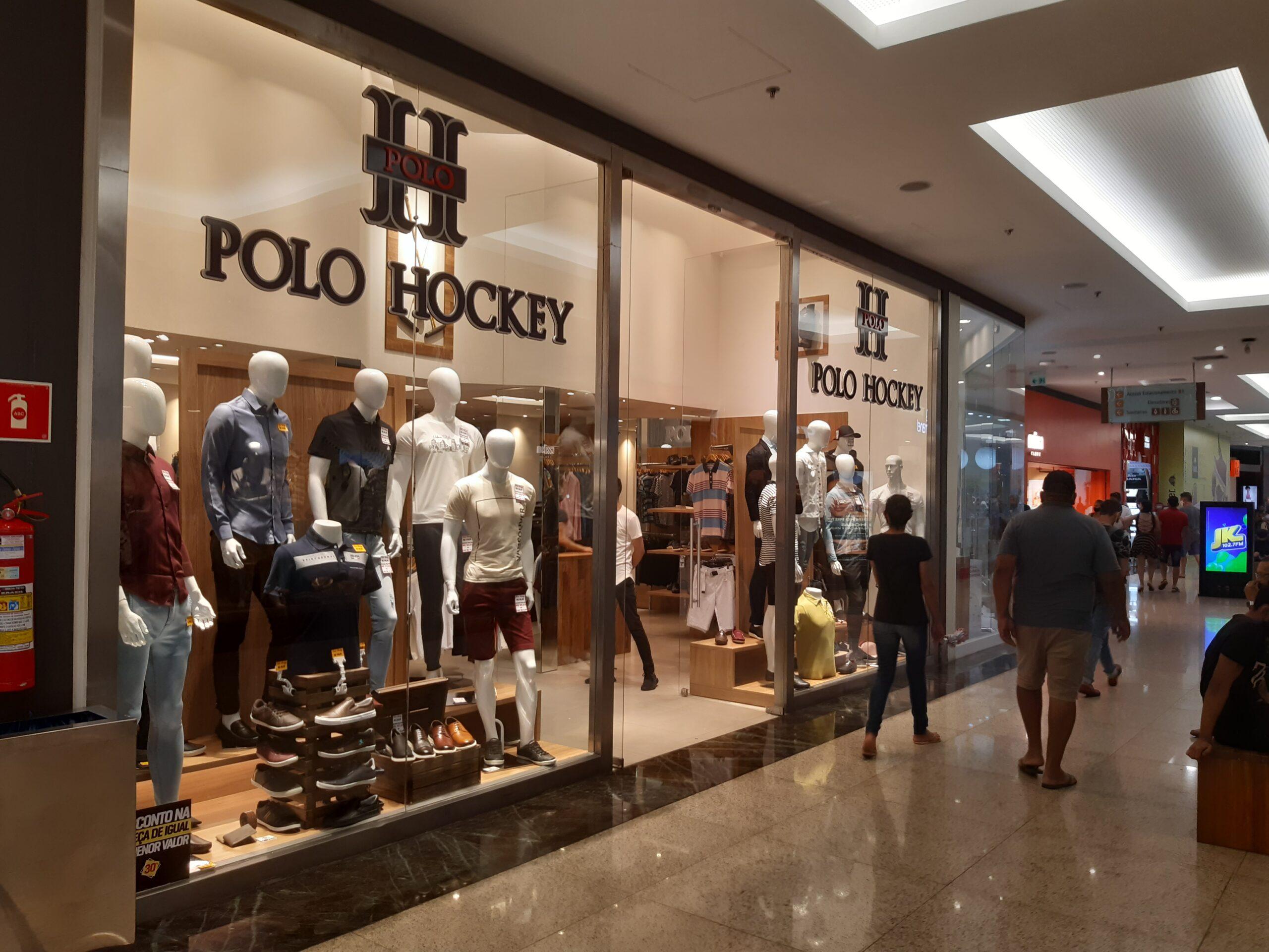 Polo Hockey do Taguatinga Shopping, Comércio Brasilia