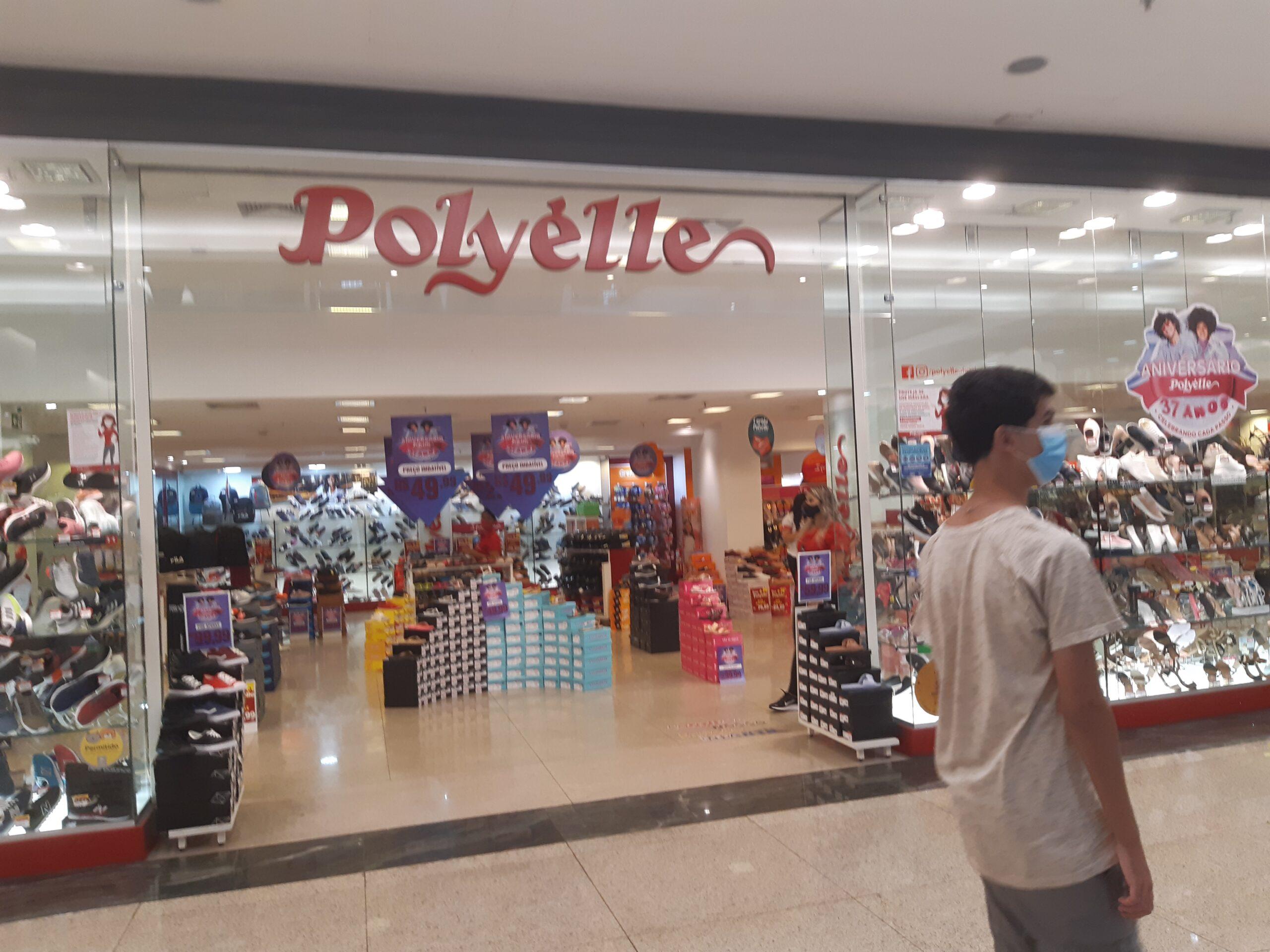 Polyelle do Taguatinga Shopping, Comércio Brasilia