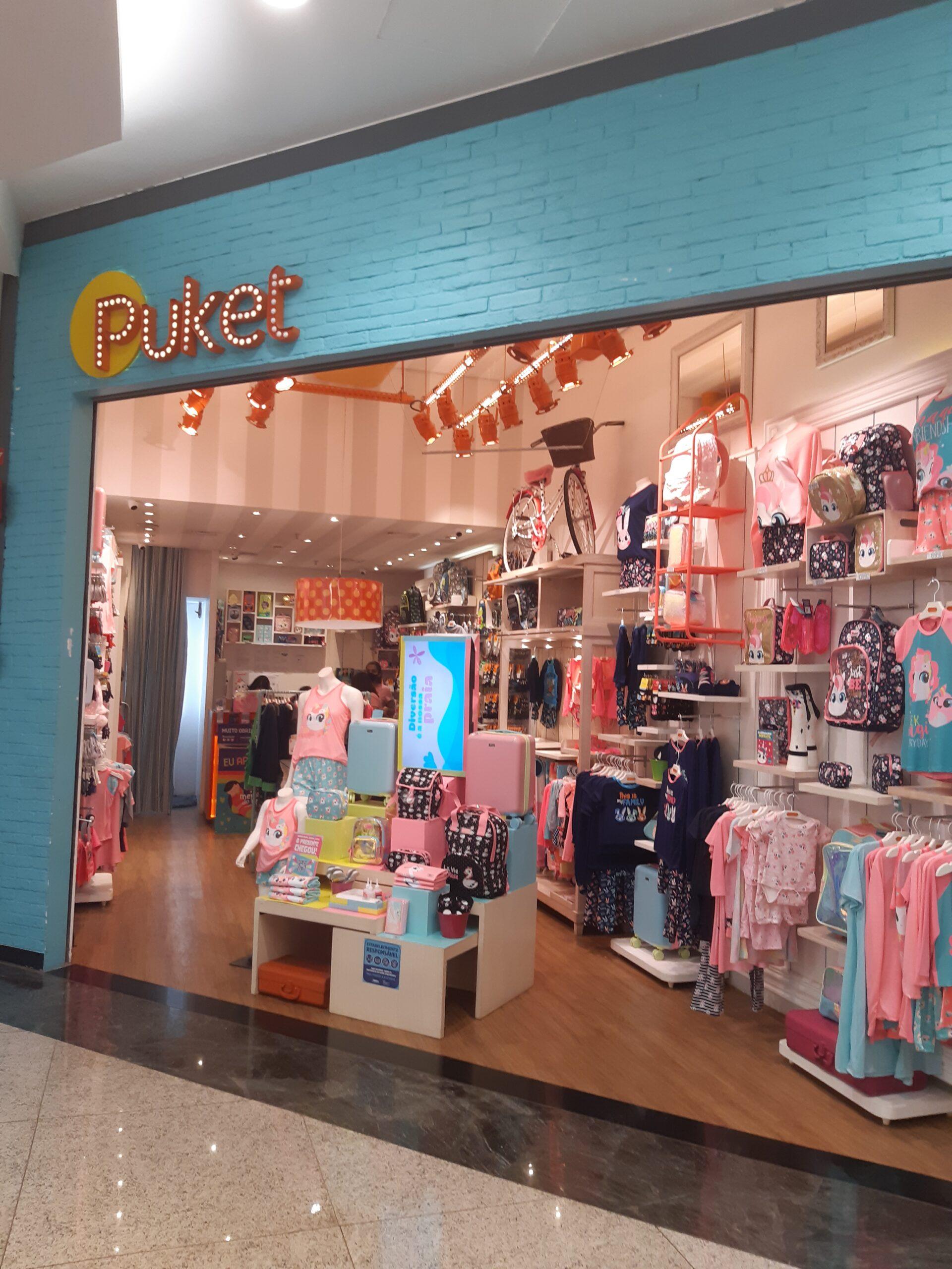 Puket do Taguatinga Shopping, Comércio Brasilia