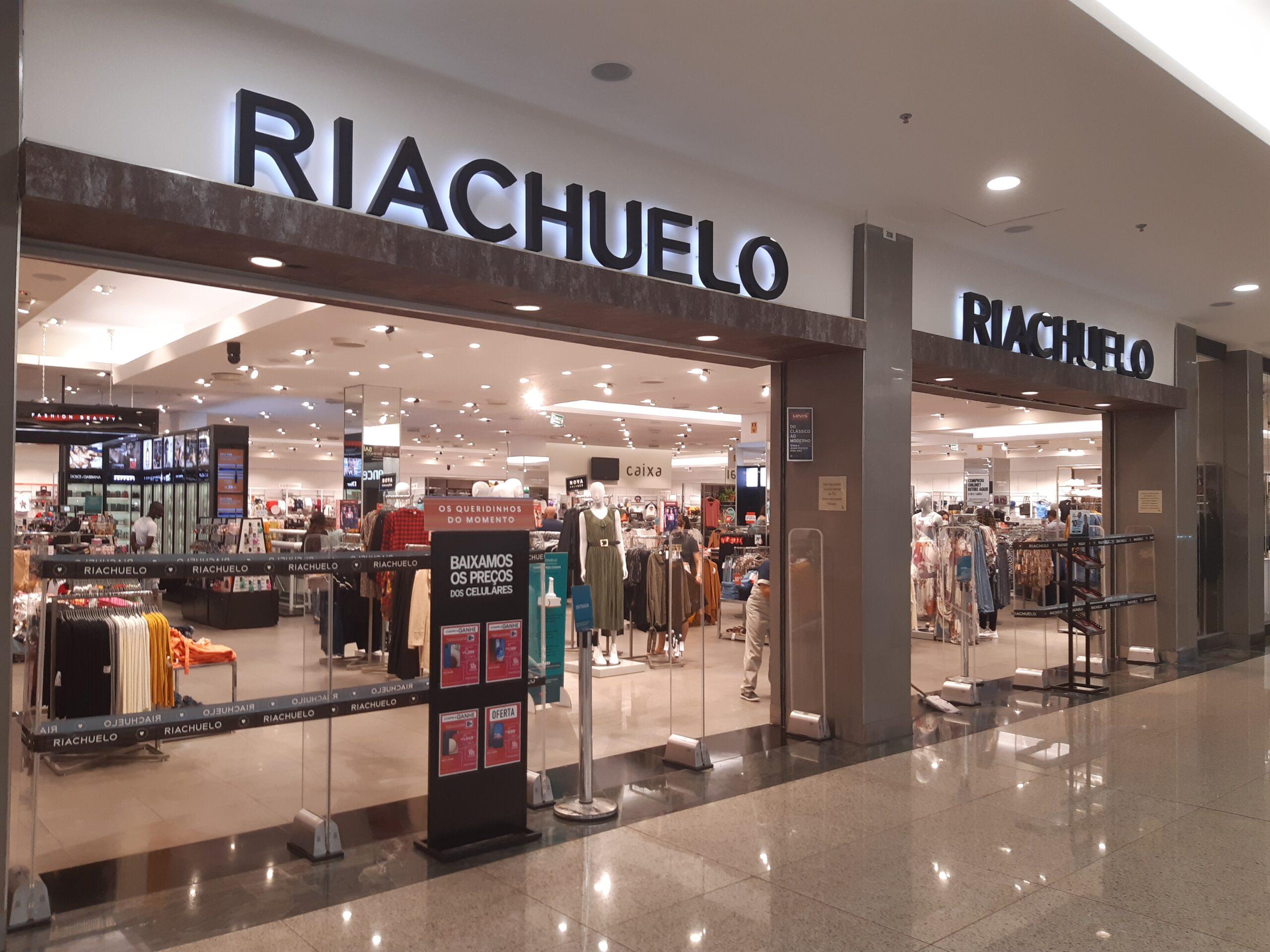Riachuelo do Taguatinga Shopping, Comércio Brasilia