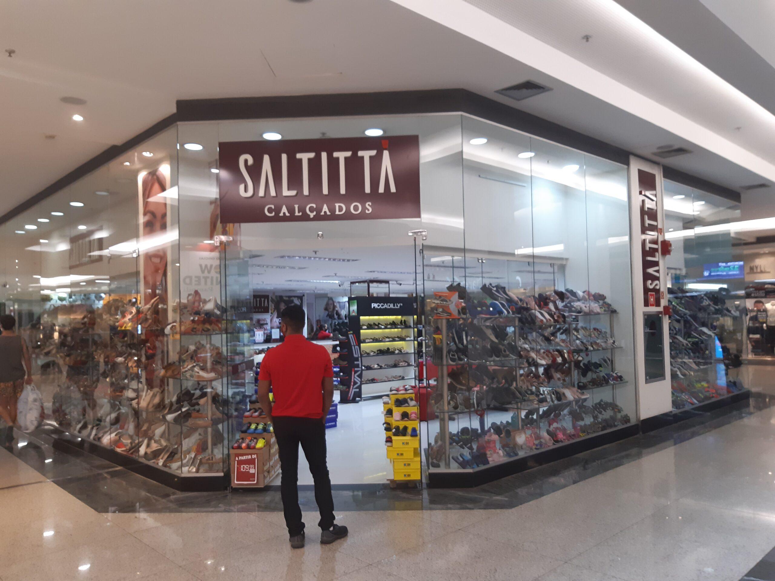 Saltita do Taguatinga Shopping, Comércio Brasilia