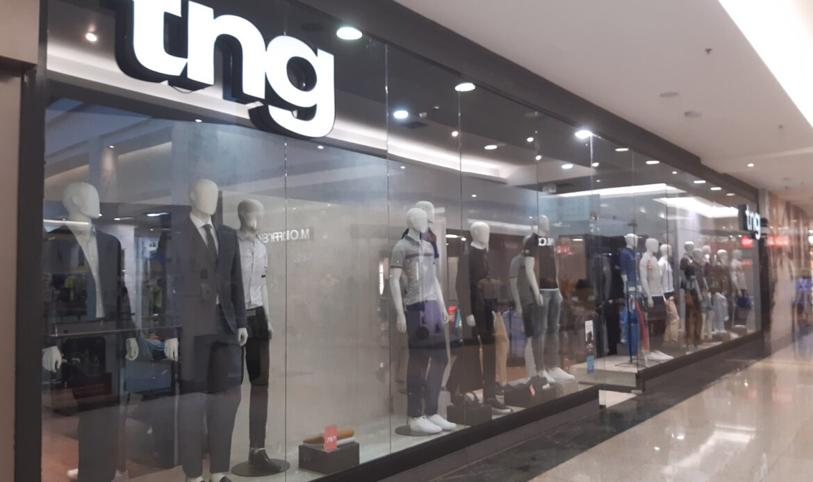 Tng do Taguatinga Shopping, Comércio Brasilia