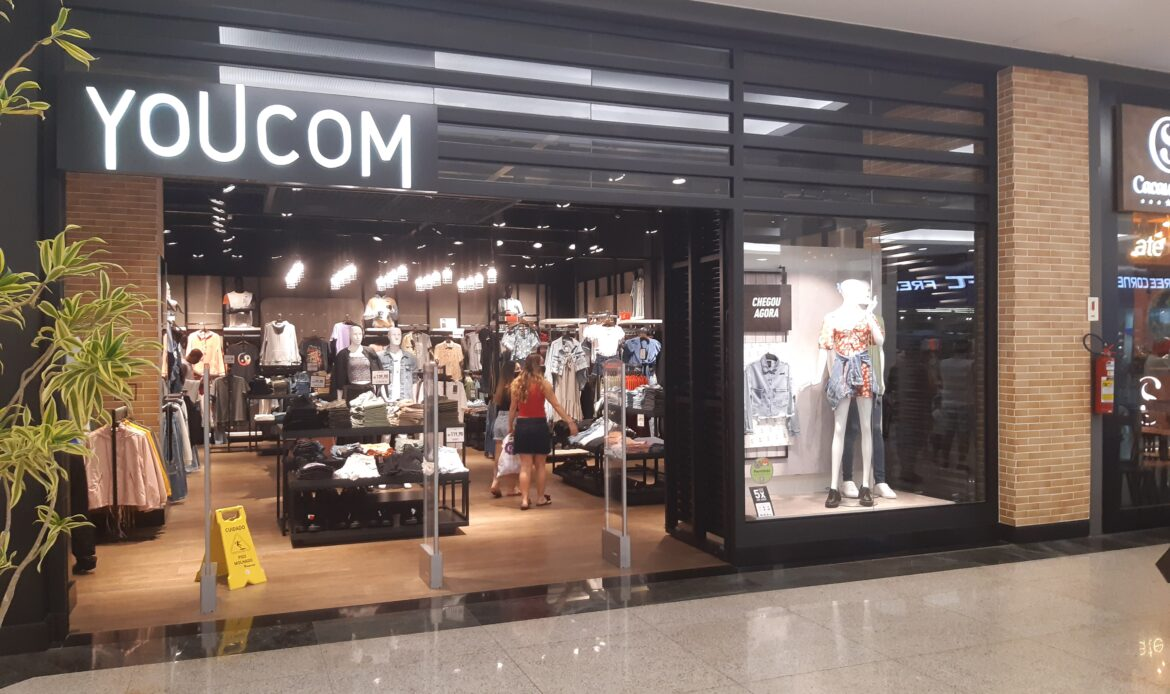 YouCom do Taguatinga Shopping, Comércio Brasilia