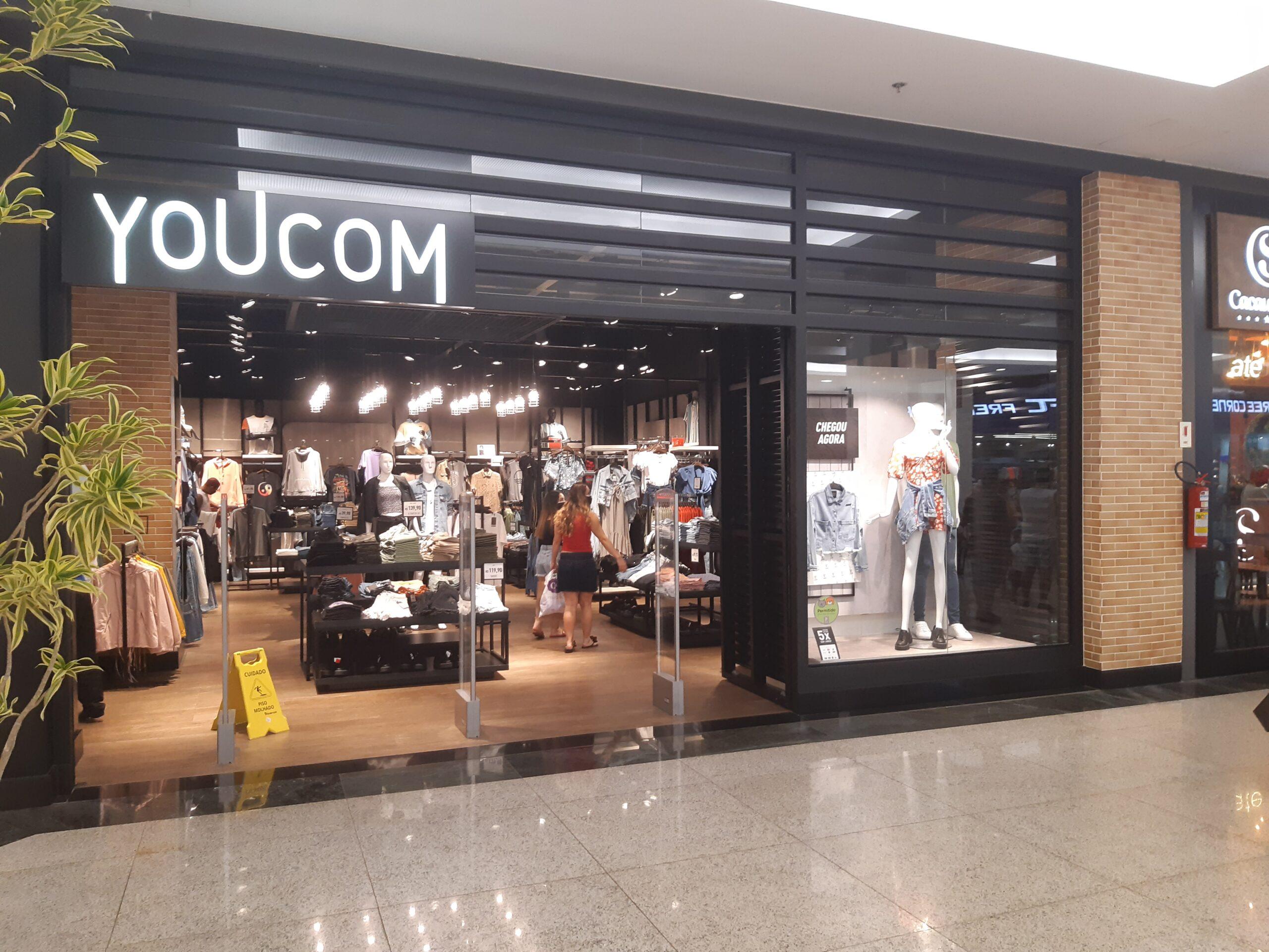 YouCom do Taguatinga Shopping, Comércio Brasilia