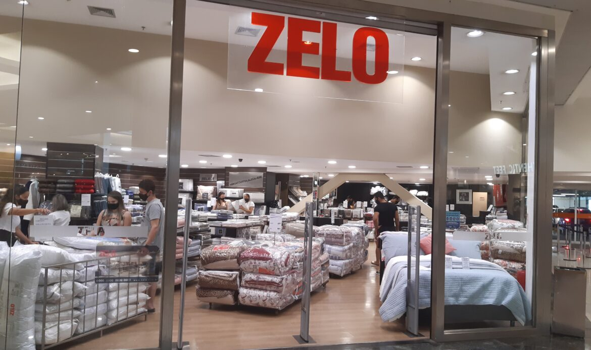 Zelo do Taguatinga Shopping, Comércio Brasilia
