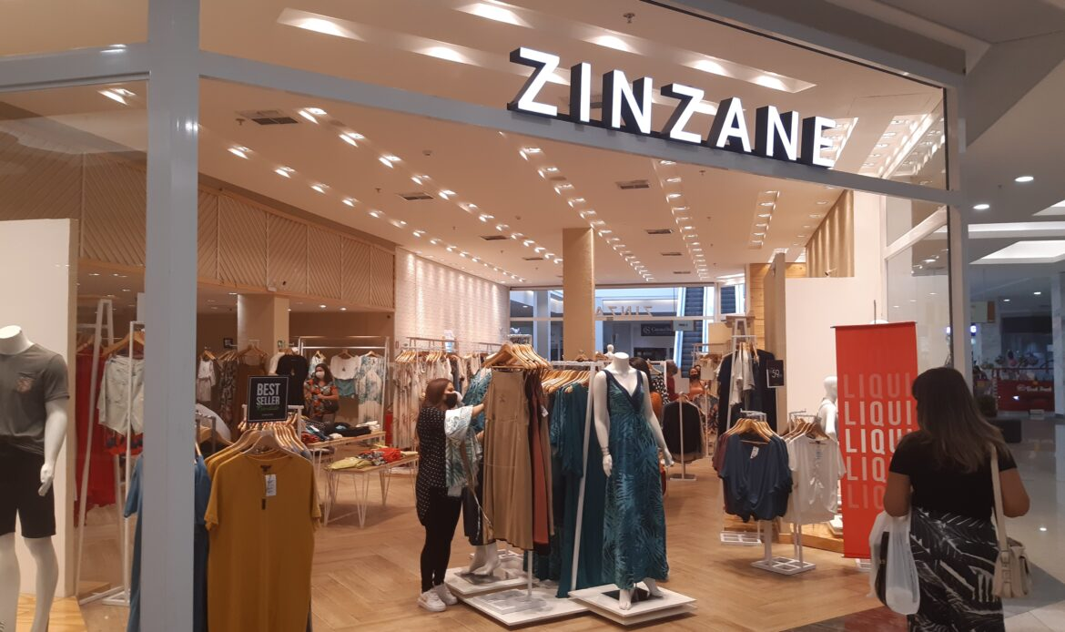 Zinzane do Taguatinga Shopping, Comércio Brasilia