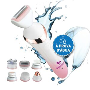 Aparador Pelos Escova Limpeza Facial Massageador Relaxmedic