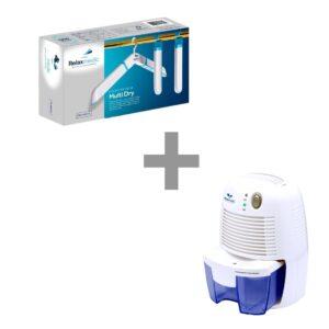 Kit Desumidificador  Blue Air  + Desumidificador Multi Dry