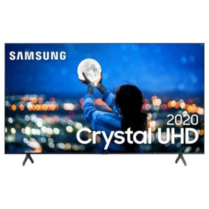 "Samsung Smart Tv Crystal 43"" Uhd 4k 2020 Tu7000 Bluetooth Borda Ultra"