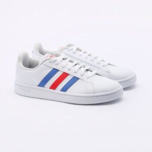 Tênis Adidas Grand Court Base Branco Masculino