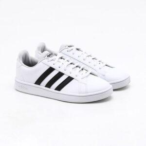 Tênis Adidas Grand Court Base Branco Feminino