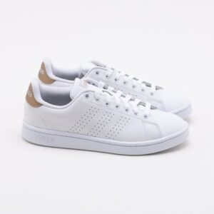 Tênis Adidas Advantage II Branco Feminino