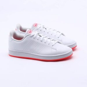 Tênis Adidas Advantage Base Branco Feminino