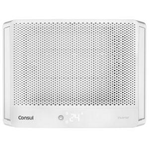 Ar condicionado janela 10000 BTUs Consul inverter frio com design moderno - CCK10AB - Bivolt