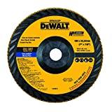 DEWALT Disco Flap Plástico Reto DW8323P-AR Amarelo Preto e Azul DW8323P-AR