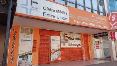 Clinica Mèdica Entre Lagos Avenida Paranoá, Paranoá, Comércio Brasília