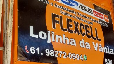 FlexCell Assistência Técnica Feira do Paranoá Avenida Paranoá, Comércio do Paranoá, Comércio Brasília